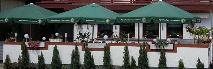 Biergarten Trattoria-Pizzeria Da Maria Nürtingen-Neckarhausen